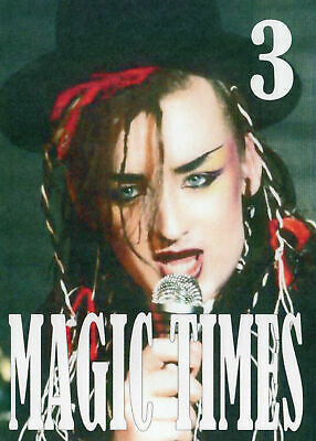 MAGIC TIMES 3 40 Music Videos 2 DVDs Set Pop Rock Ballad Video Oldies 80s 90s