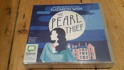The Pearl Thief by Elizabeth Wein Compact Disc Book