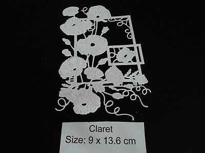 TATTERED LACE PRECIOUS MOMENTS TOPPER  MIX DIE CUTS IN WHITE X 6
