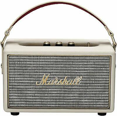 Marshall Kilburn Portable Bluetooth Wireless Speaker, Cream 04091190
