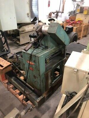 "Used 20"" x 250"" Vamco Servo Roll Feeder"