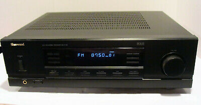 Sherwood RX 4105 2 Channel 100 Watt Receiver AM/FM Digital Stereo Receiver