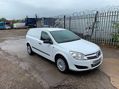 2008 Vauxhall Astra van 1.7CDTi 6 speed Club