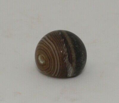 Superb Quality Ancient Carved Agate Seal With Horse - Circa 500Bc   013