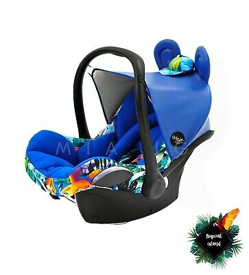 Colourpack to fit Maxi Cosi Cabriofix or Pebble!  Macaw :)