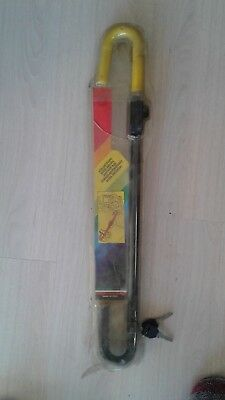 antitheft rod for car steering weel
