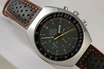 Omega Speedmaster Professional MKII Racing grey dial! ref 145.014! Omega 861 cal