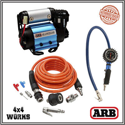 ARB Air Compressor DA4190 CKMA12 High Output 12v Deluxe Kit Tyre Inflation