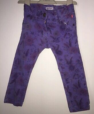 Girls Age 2-3 Years - Babyface Summer Trousers