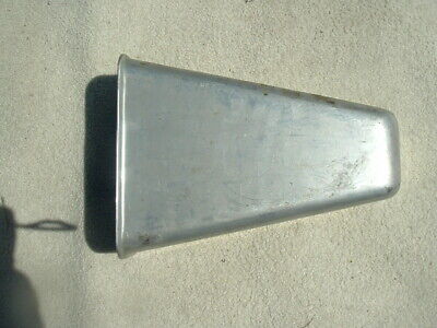 enderle fuel injection barn door scoop hat
