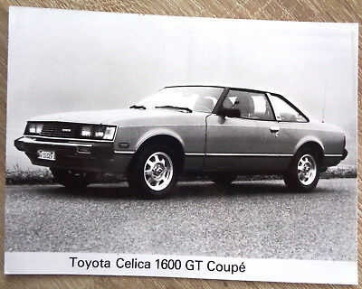 P0030 Toyota Celica 1600Gt Coupe Mk2 Phase 2