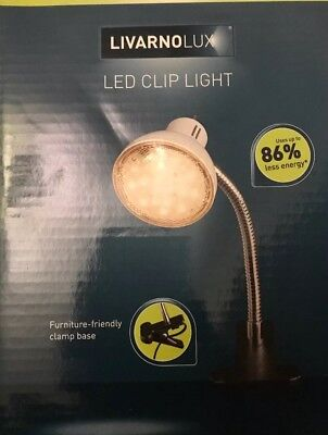 Livarnolux LED clip light