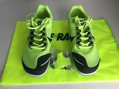 best service ca2d8 99bb3 Nike Zoom Rival D 10 Track Distance Spikes Shoes 907566-703 Men s size 11