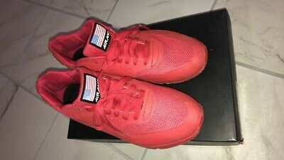 online store 127f8 eef25 NIKE SOCK DART SP Independence Day Red Size 10, Off White ...