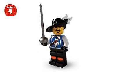 LEGO® Collectable Figures™ Series 4 8804 Musketeer