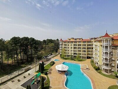 2-bedroom furnished apartment for sale in Sunny Beach, Bulgaria