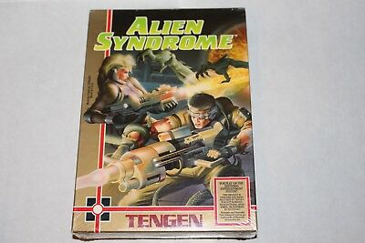 Alien Syndrome (Nintendo Entertainment System NES) NEW Factory Sealed #B