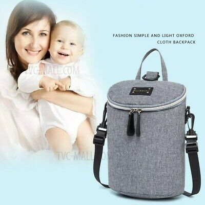 Multi-Function Oxford Fabric Mummy Maternity Nappy Shoulder Bag Travel Backpack