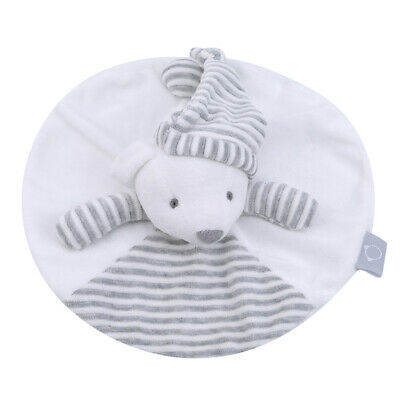 Baby Soft Appease Towel Soothe Sleeping Animals Blankets Rattles Plush Toys  Z