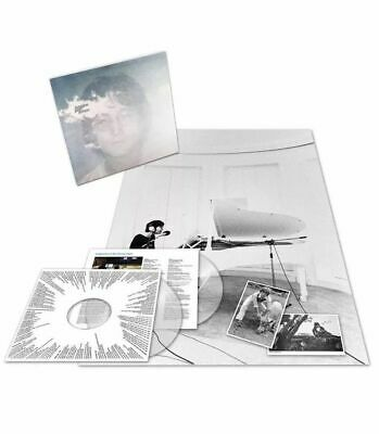 John Lennon Imagine The Ultimate Collection - Super Rare Clear Vinyl 2Lp. Sealed