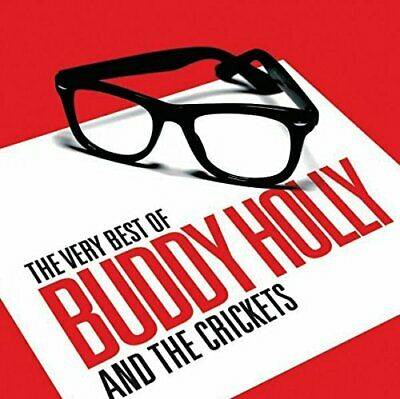 Buddy Holly & Crickets - Very Best of - Buddy Holly & Crickets CD WUVG The Cheap