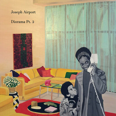 Joseph Airport - Diorama Pt. 2 // Vinyl LP limited to 300