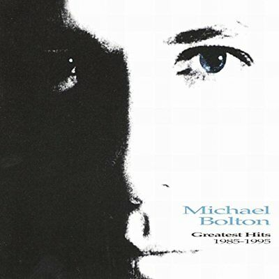 Michael Bolton - Greatest Hits 85 - Michael Bolton CD A5VG The Cheap Fast Free
