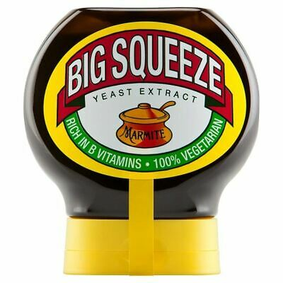 Marmite Squeezy Yeast Extract 400G