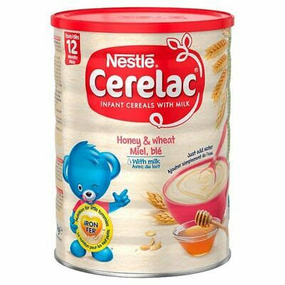 Nestle Cerelac Honey And Wheat Baby Food 1Kg