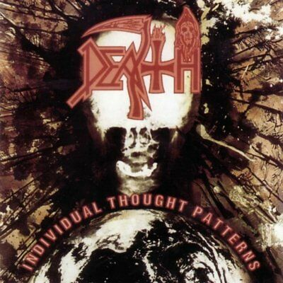 DEATH - Individual Thought Patterns DCD (NEW*US DEATH/PROG METAL CLASSIC*CHUCK)