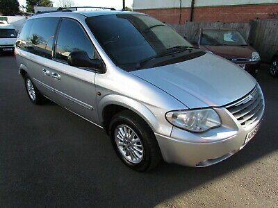 Chrysler Voyager 2.8CRD auto LX 2005 diesel seven seater