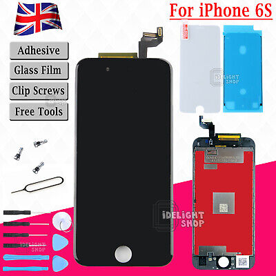 Replacement For Apple iPhone 6S Screen LCD Digitizer Assembly Black 3D Touch IC
