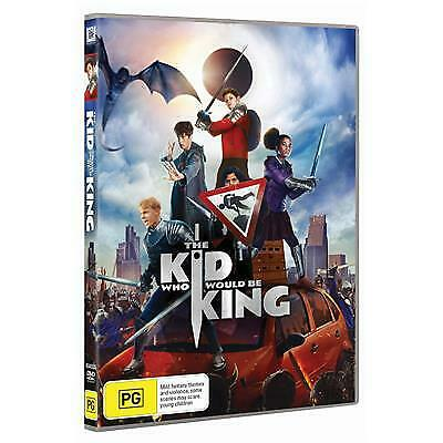 Kid Who Would Be King, The (DVD, 2019) (Region 4) New Release