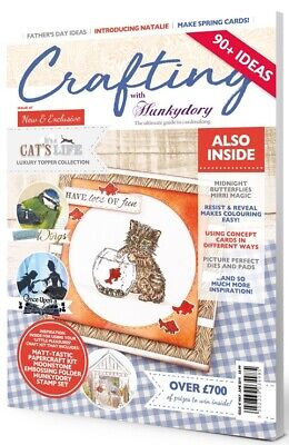 Crafting With Hunkydory Project Magazine Issue 47 - with over 90 Projects!
