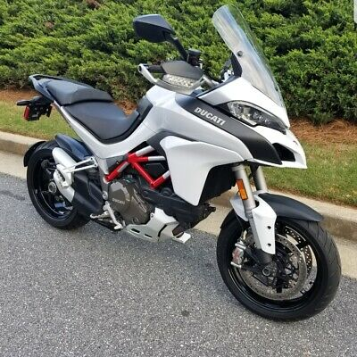 2016 Ducati Multistrada  2016 Ducati Multistrada 1200 S with only 1300 miles WOW, Super Clean !!! DVT