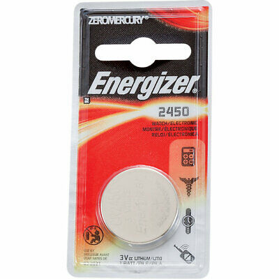 1 x Energizer CR2450 Batteries, Lithium Battery 2450 | Shipped from Canada