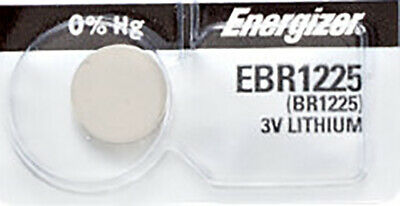 1 x Energizer CR1225 Batteries, Lithium Battery 1225 | Shipped from Canada