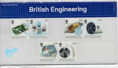 GB 2019 British Engineering Presentation Pack #570