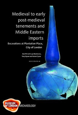 Ken Pitt-Medieval To Early Post-Medieval Ten BOOK NEW