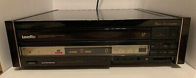Pioneer LD-S1 Reference LD Player LASERDISC USED LOOKS AND WORKS GREAT!! RARE!!