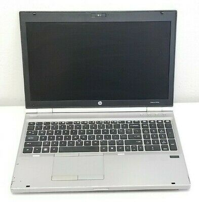 HP ELITEBOOK 8560P Intel Core i7-2620M @ 2.70GHz No Ram No HDD For Parts Repair