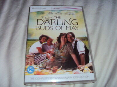 The Darling Buds Of May-The Complete 20th Anniversary Collection(6-Disc)