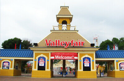 (4) Four Tickets to Valleyfair / Fast Shipping / Low Price