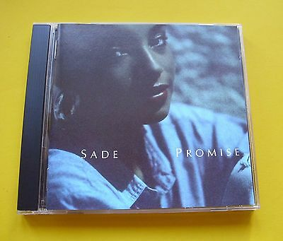 "Cd "" Sade - Promise "" 11 Songs (Is It A Crime)"