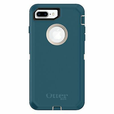 OtterBox DEFENDER SERIES Case for iPhone 8 and 7 plus only - Big sur/Blue