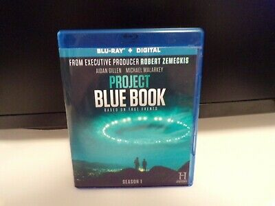 "Project Blue Book Season 1(Case+ Code + Insert)""7 hours 20 minutes""Read Details"""