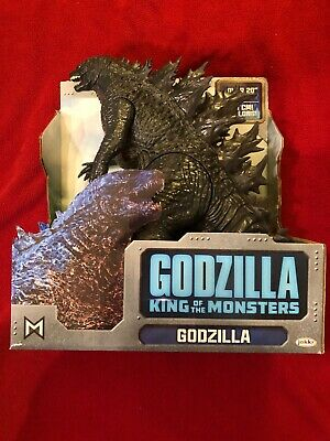 "New 2019 Jakks Godzilla King of the Monsters GODZILLA Figure 20"" Long"