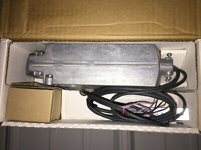 Siemens GCA156.1P Spring Return Electric Damper Open Air Actuator