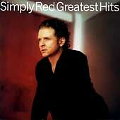 Simply Red - Greatest Hits - UK CD album 1996