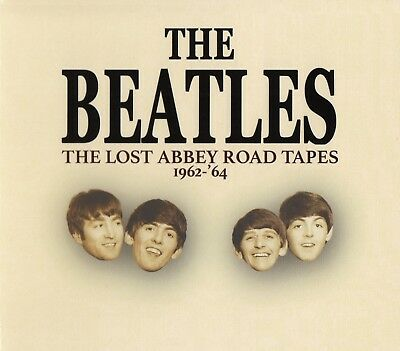Beatles - The Lost Abbey Road Tapes 1962-64 [CD Album]